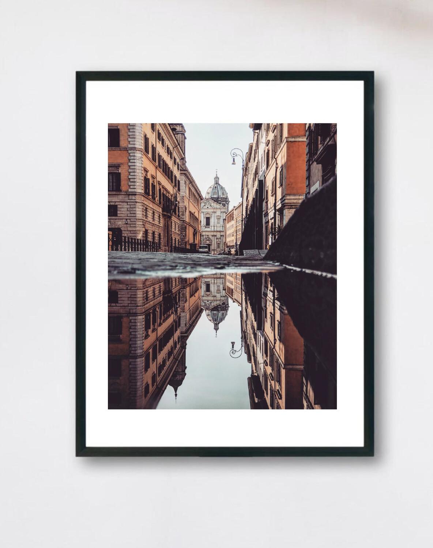 Rome - Puddle