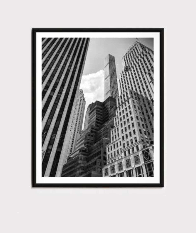 New York, New York - Print