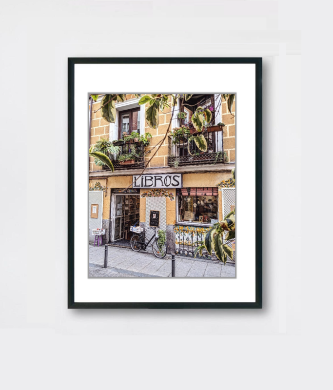 Madrid - Libro world