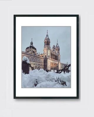 Almudena - Nieve Madrid
