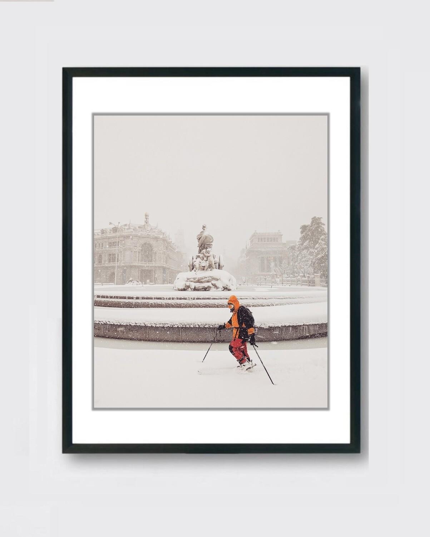 Madrid Ski -  Nieve
