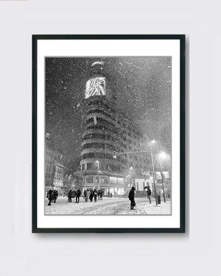Callao Nieve- Madrid