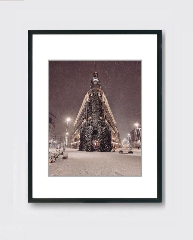 Four Seasons - Nieve - Madrid