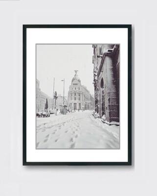 Metropolis 3 Nieve - Madrid
