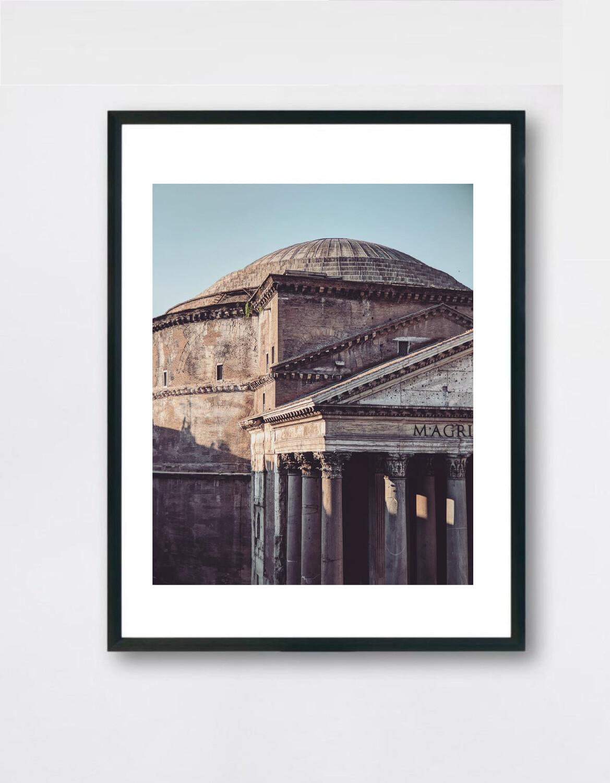 Pantheon Rome -