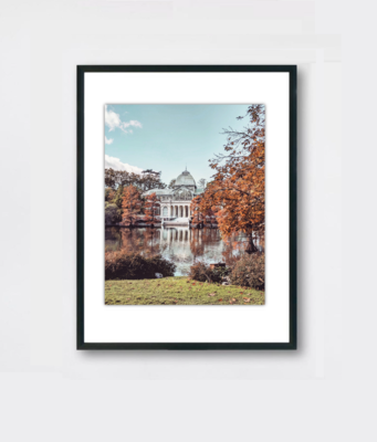 Retiro - Fall Palacio de Cristal