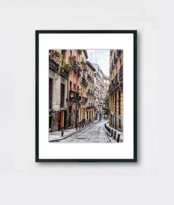 Madrid - Calle - Street