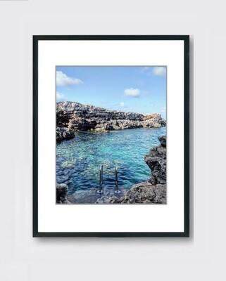 Menorca - Sea pool - Mar