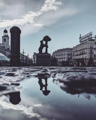 Madrid - Oso - Bear