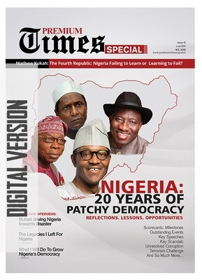 20 Years of Patchy Democracy - Premium Times Special - Digital Version