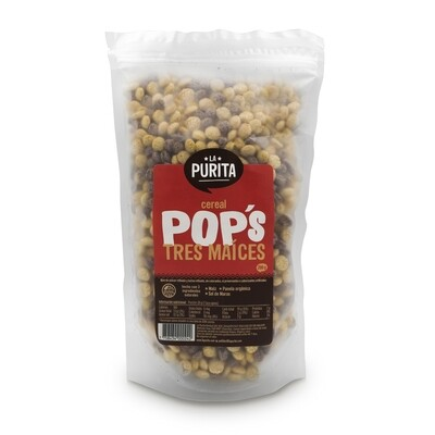 POP's de Tres Maices x 200 grs X 6 UNDS