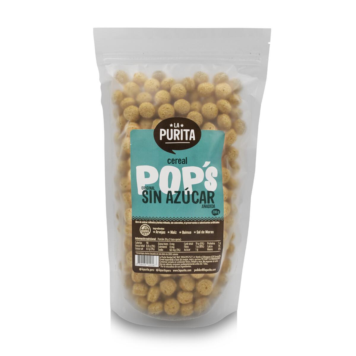 POP's sin Azucar x 200 grs X 6 UNDS