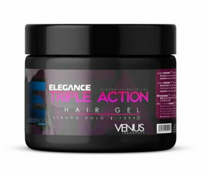 Triple Action Hair Gel
