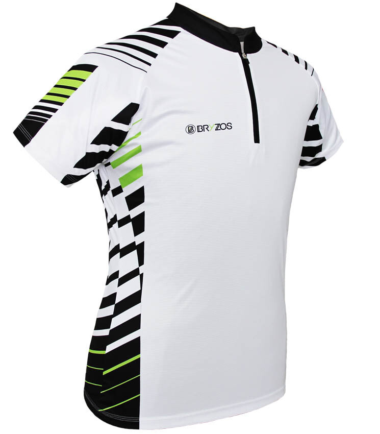 Race shirt Eximo | White