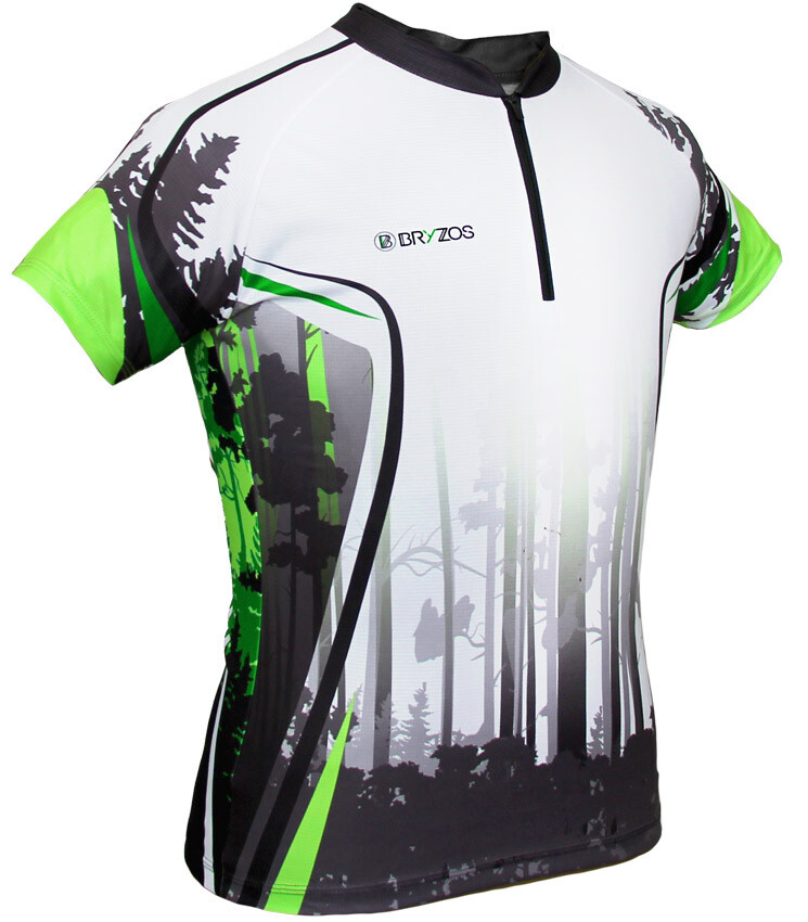 Race shirt Forest