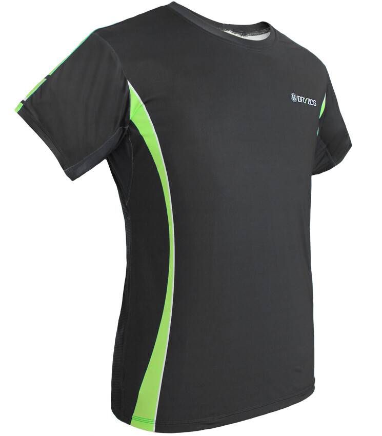 Sports shirt Novik | Black