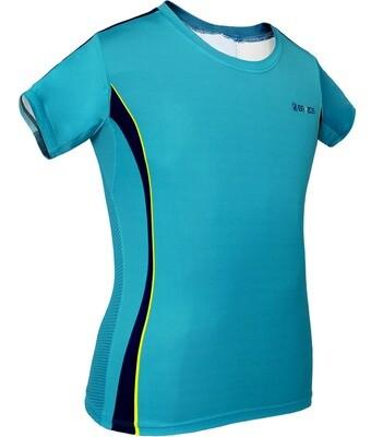 Sports shirt Novik | Turquoise