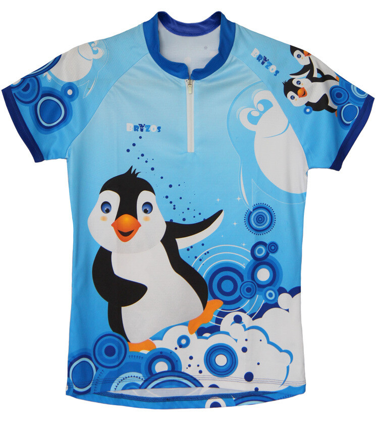 Kids shirt | Penguins