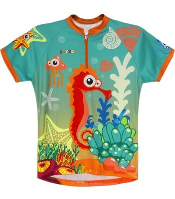 Kids shirt | Under the sea
