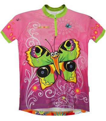 Kids shirt | Butterflies