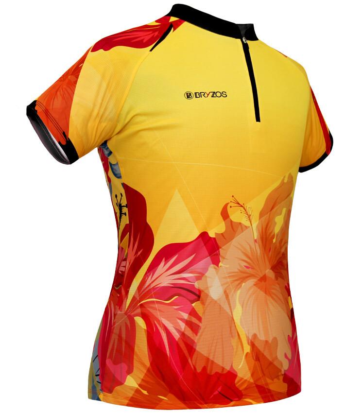 Women race shirt | Flower