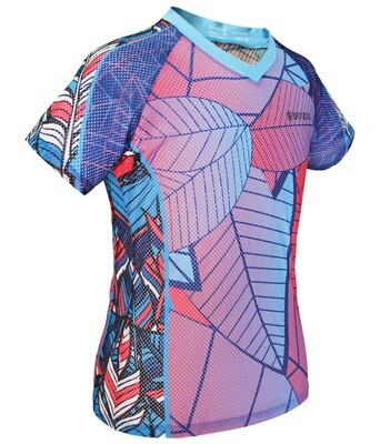Women mesh shirt | Tropical