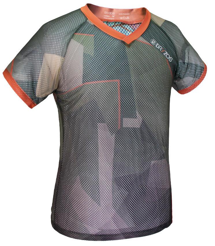 Men mesh shirt | Camouflage