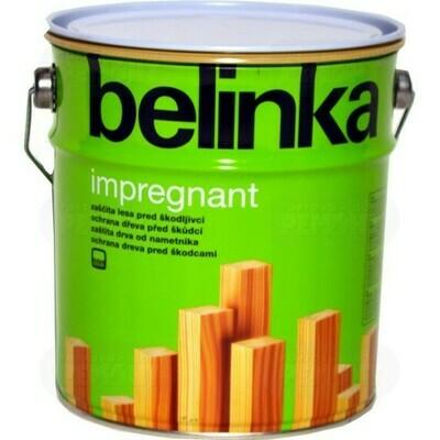 Belinka Impregnant (0,75 л.) Грунтовка - антисептик на водной основе
