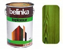 TOPLASUR №19 - зелёная (2,5 л.) лазурь
