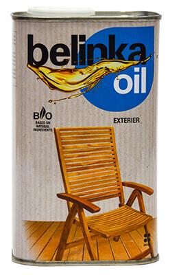 Belinka масло для древесины (0,5 л.) - снаружи помещений EXTERIER