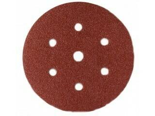 Шлиф. диск DEFLEX d-150, Р-400 (6+1 отв.) - 100 шт./упак.