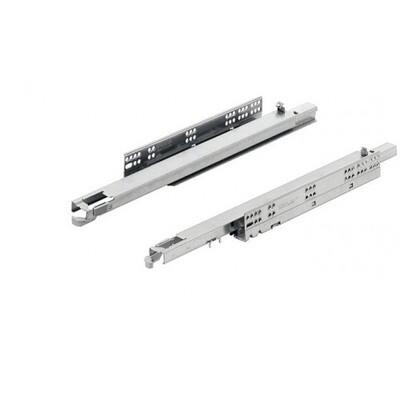 Скрытые направляющие, 450 мм /мягкого закрывания/ (2 шт. в комплекте)