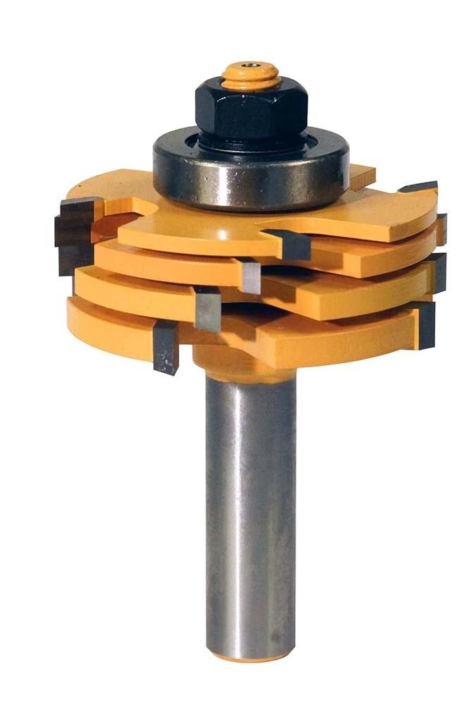 Фреза кромочная фальцевая d 25,4 х 13 мм, хвостовик 8 мм