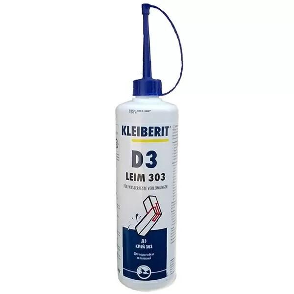 """303.0 - индустриальный клей """"KLEIBERIT"""" D3  (1 кг.)"""
