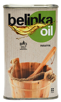 Belinka масло SAUNA-PARAFFIN  (0,5 л.)