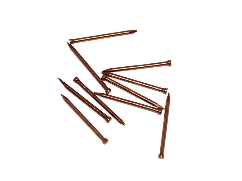 Гвоздь финишный бронзовый 1,4х30 мм