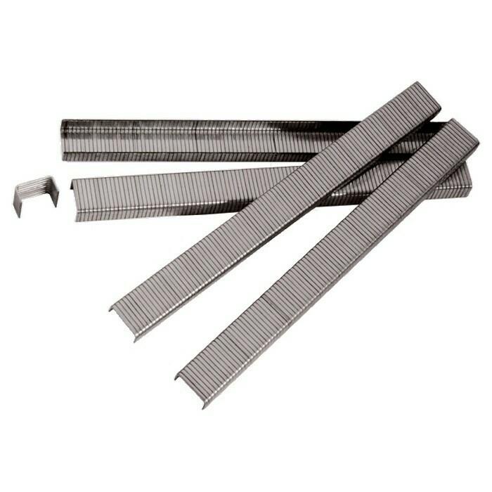 Скобы для степлера пневм. 19 мм - (5000 шт./упак.) MATRIX