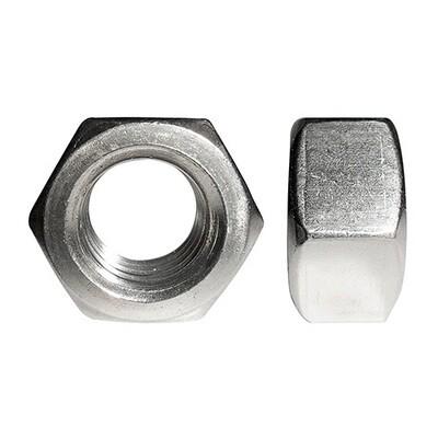 Гайка шестигранная М6, цинк DIN 934