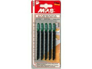 """Пилки """"MP.S"""" 100*75*4,0 мм - чистая распиловка (5 шт./упак.)"""