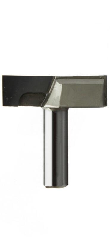 Фреза пазовая прямая D50 мм, Н15 мм, TL-53 мм, хвостовик 12 мм