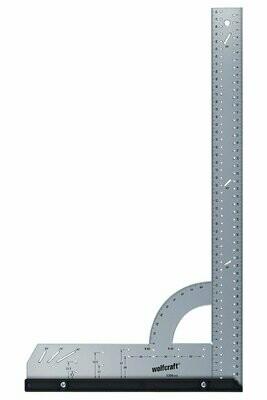 Угольник разметочный универсальный 280 х 500 мм \ Wolfcraft