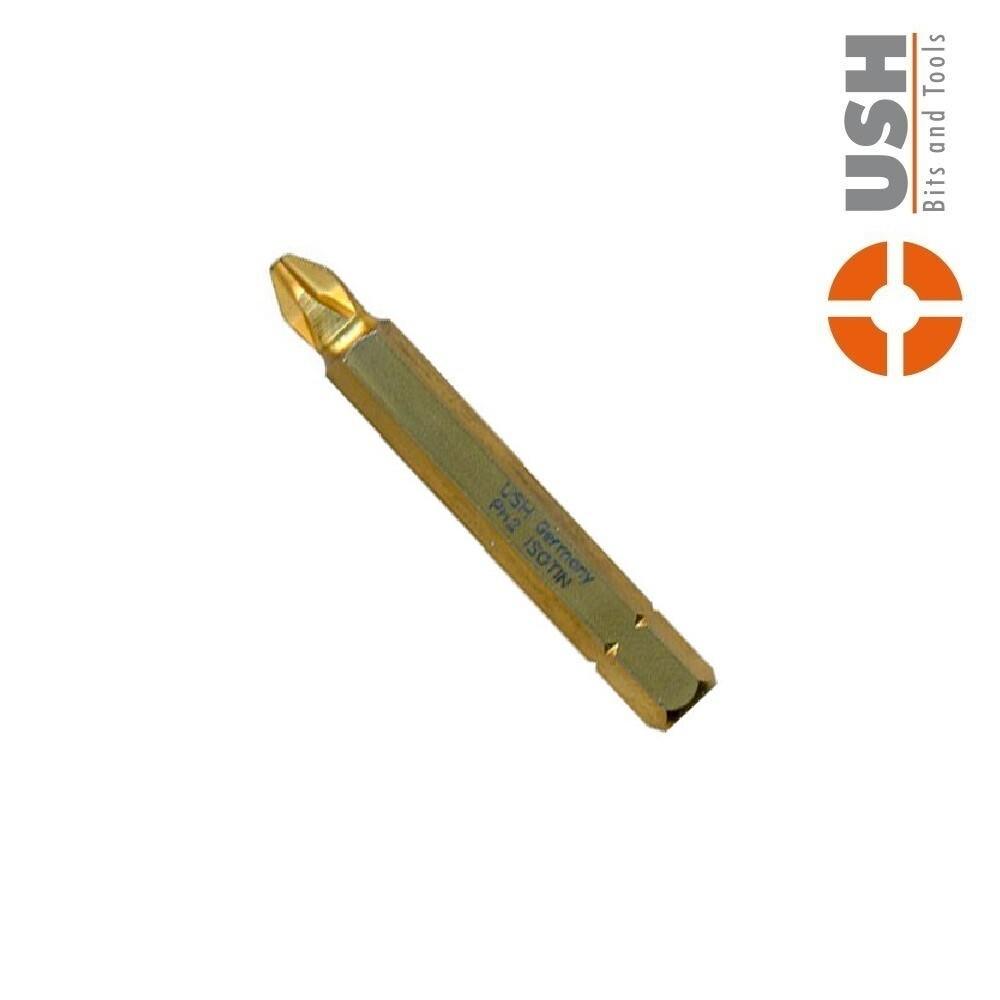 "Бита PH-2 (50 мм) ""ISOTIN"" USH"