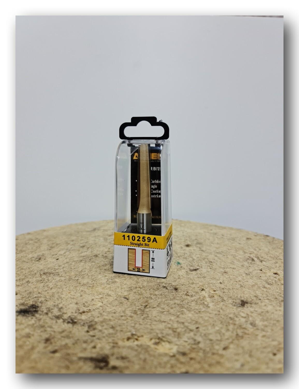 Фреза пазовая /наклонное лезвие 3 гр./ d 12 х 50 мм, общая L-94 мм, хвостовик 12 мм
