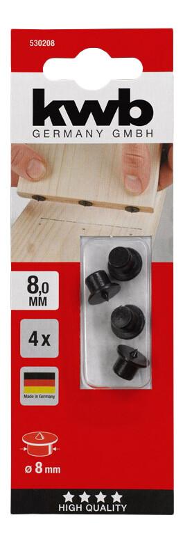 Маркер центровой, 8 мм (4 шт./упак.)