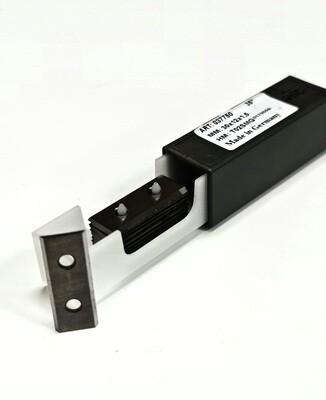 Нож твердосплавный для фрез 30 х 12 х 1,5 мм  Z2