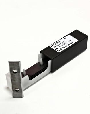 Нож твердосплавный для фрез 50 х 12 х 1,5 мм  Z2