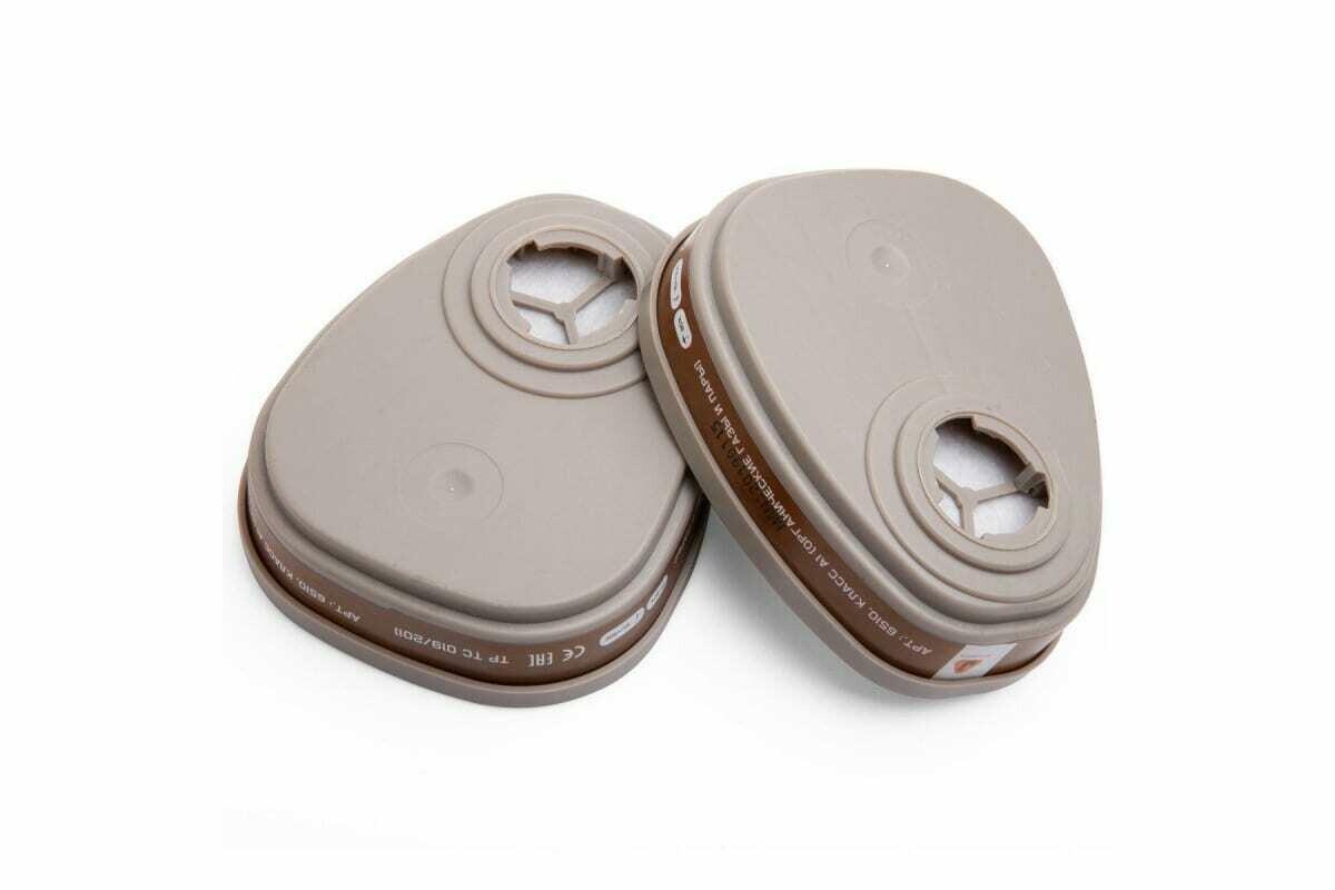 Патрон фильтрующий противогазный для защиты от органических газов и паров, класс А1\ JETA (10 шт./упак.)