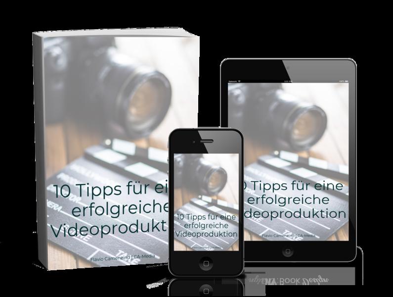 10 Tipps für eine erfolgreiche Videoproduktion
