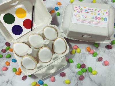 Mini PYO Easter Eggs
