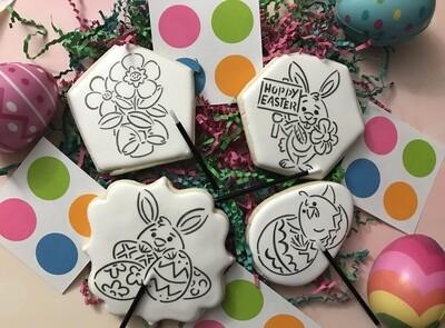 Character PYO Cookies